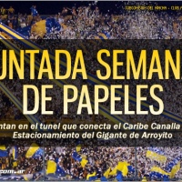 TORNEO CANAYA de FUTBOL - JUNTA de PAPELES
