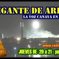 NUEVO HORARIO!!! RADIO AM 610 - GIGANTE DE ARROYITO - JUEVES 20 A 21 HS