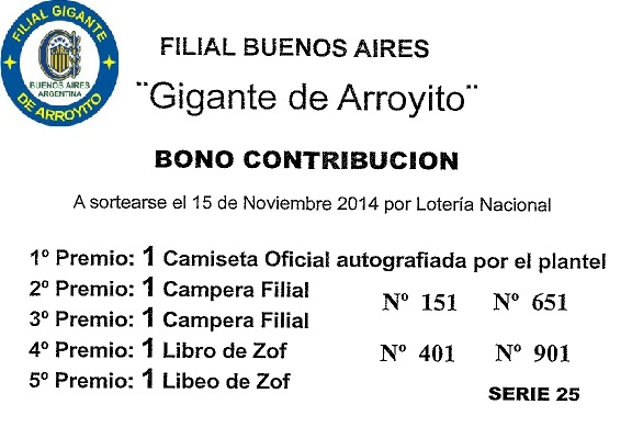 Bono Contribucion
