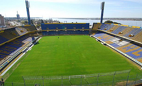 Estadio vacio