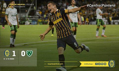 Central vs Sarmiento