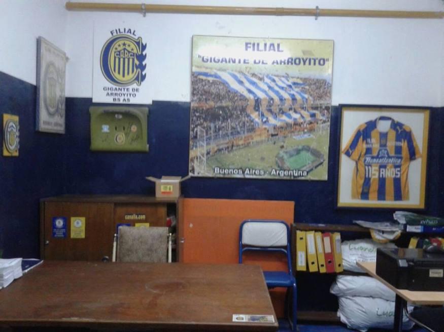 Oficina filial 4